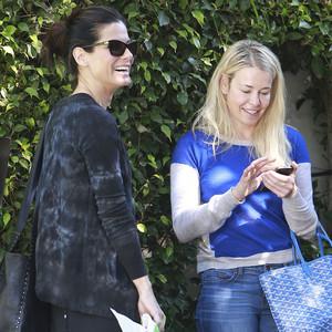 Sandra Bullock, Chelsea Handler