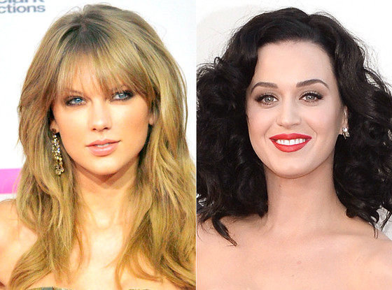 Taylor Swift, Katy Perry