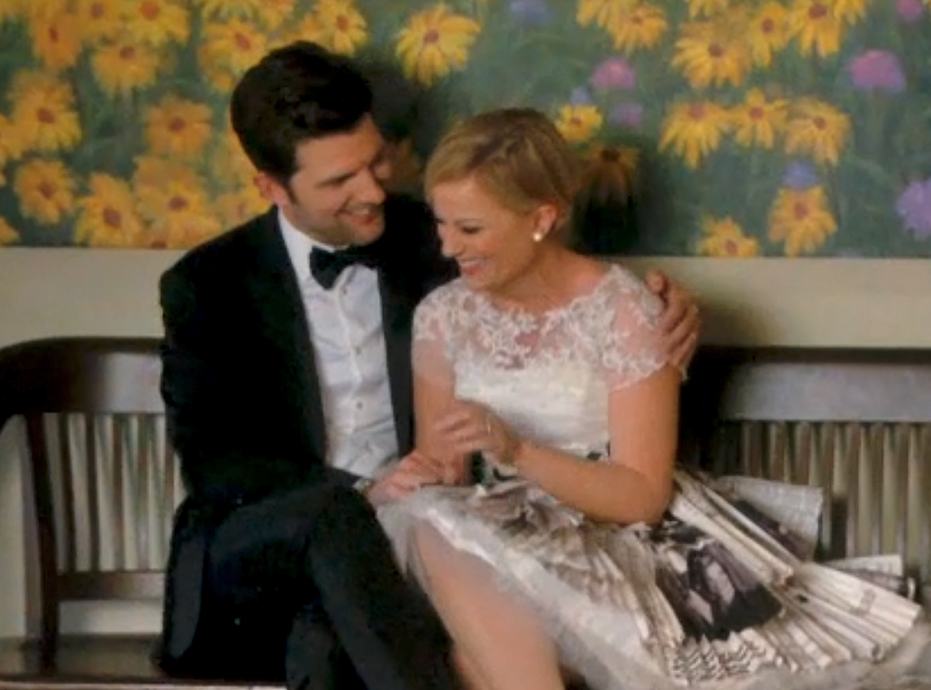 Parks and Recreation, Amy Poehler and Adam Scott