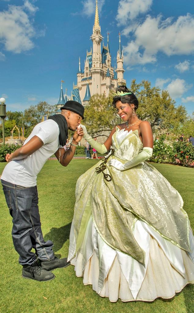 Ne-Yo, Disneyworld