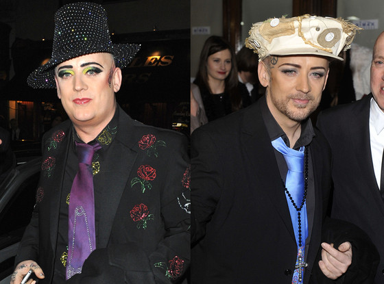 Boy George, Before and After