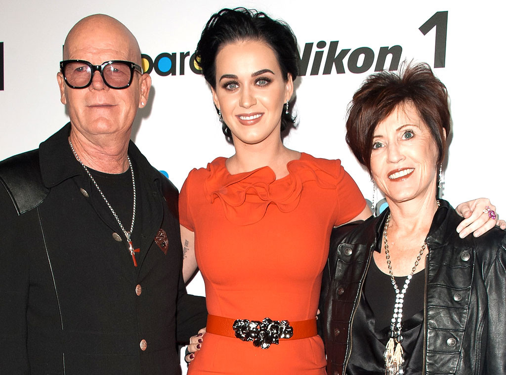 Katy Perry, Keith Hudson, Mary Hudson