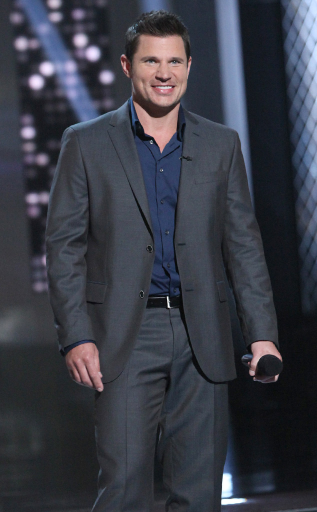 Nick Lachey, The Sing Off