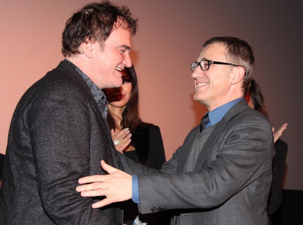 Quentin Tarantino, Christoph Waltz