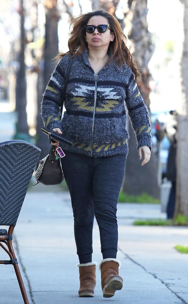 Maya Rudolph, Pregnant
