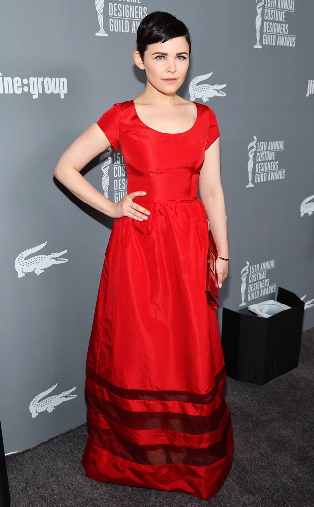 Ginnifer Goodwin, 15th Annual Costume Designers Guild Awards