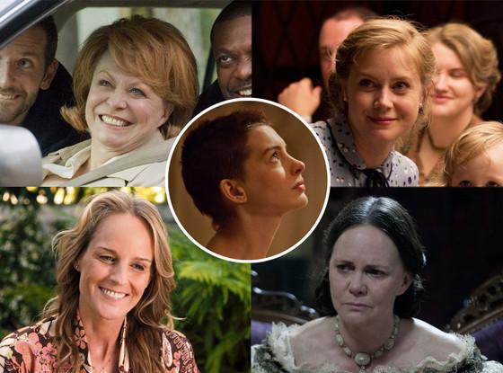 Jacki Weaver, Amy Adams, Sally Field, Helen Hunt, Anne Hathaway