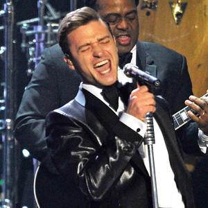 Justin Timberlake, Brit Awards