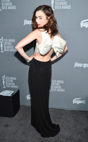 Lily Collins, BSML