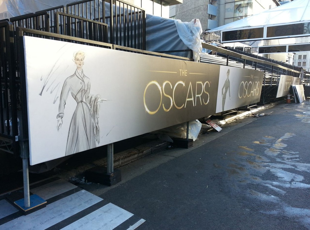 Oscar All Access