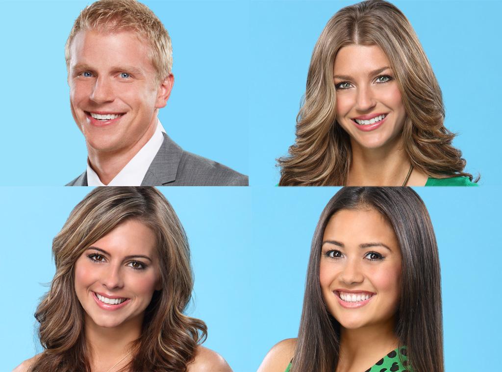 The Bachelor, Sean Lowe, Ashlee, Catherine, Lindsay