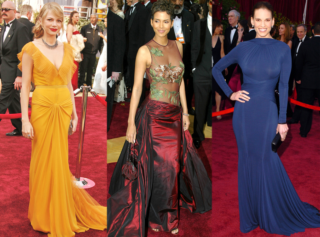 10 Best Dressed Stars Ever At The Oscars E Online