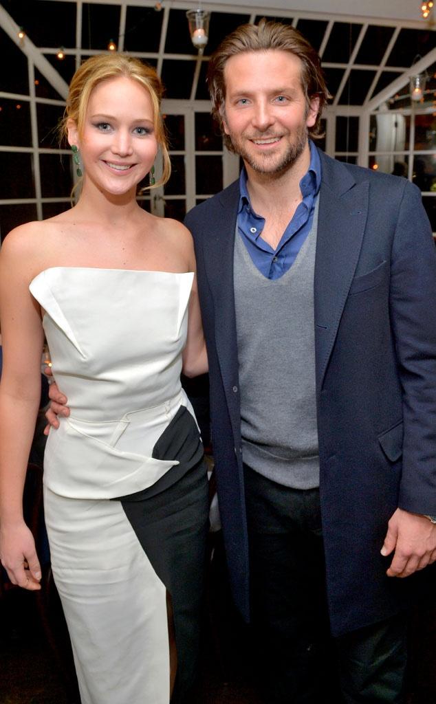 Jennifer Lawrence, Bradley Cooper