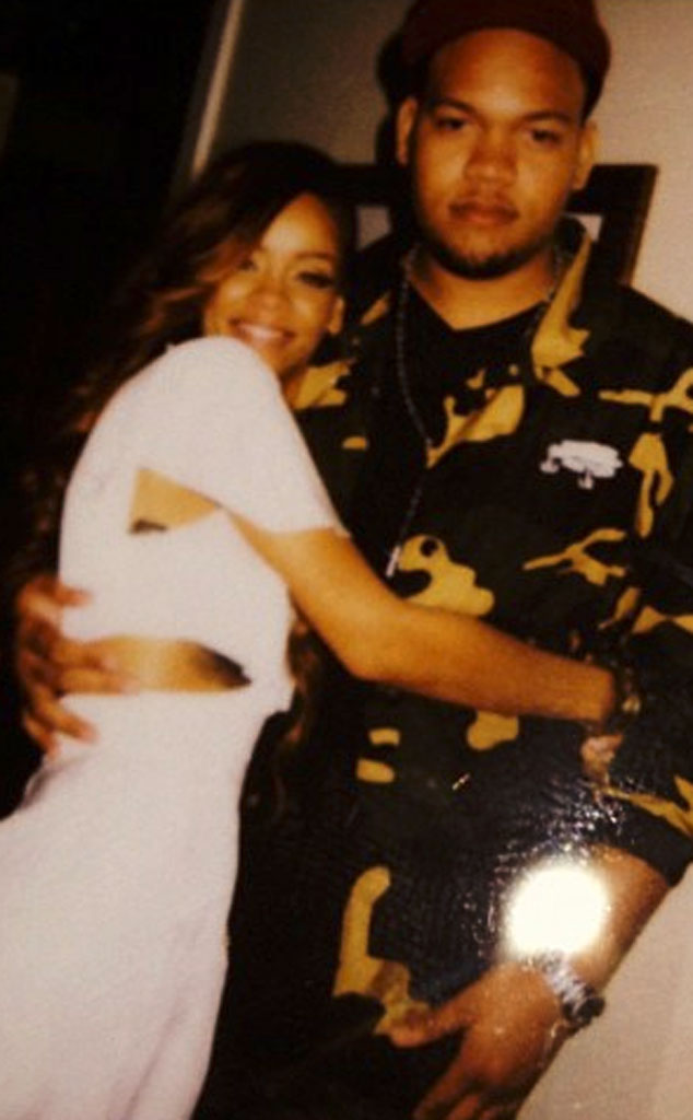 Family Time From Rihanna Celebrates 25th Birthday With Chris Brown