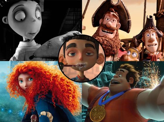 Oscar Poll: Animated Feature