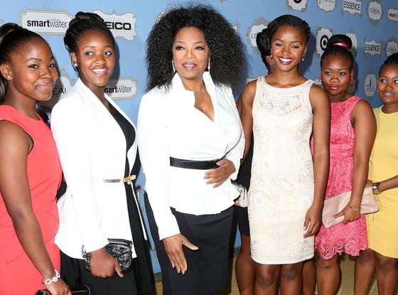 Oprah Winfrey, Students