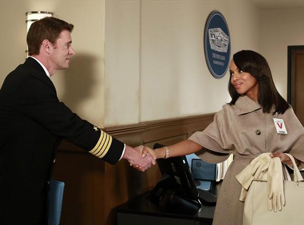 Scandal, SCOTT FOLEY, KERRY WASHINGTON