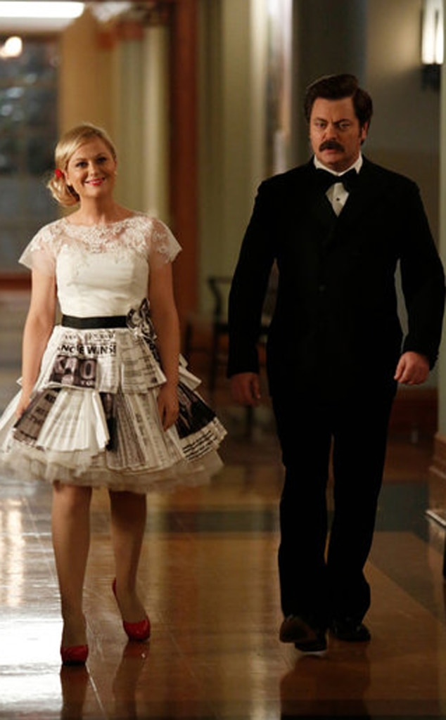 Parks and Recreation, Amy Poehler, Nick Offerman