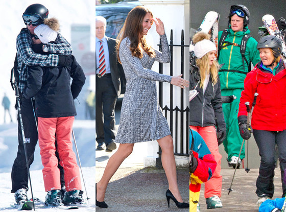 Cressida Bonas, Prince Harry, Duchess Catherine, Kate Middleton, Sarah Fergeson