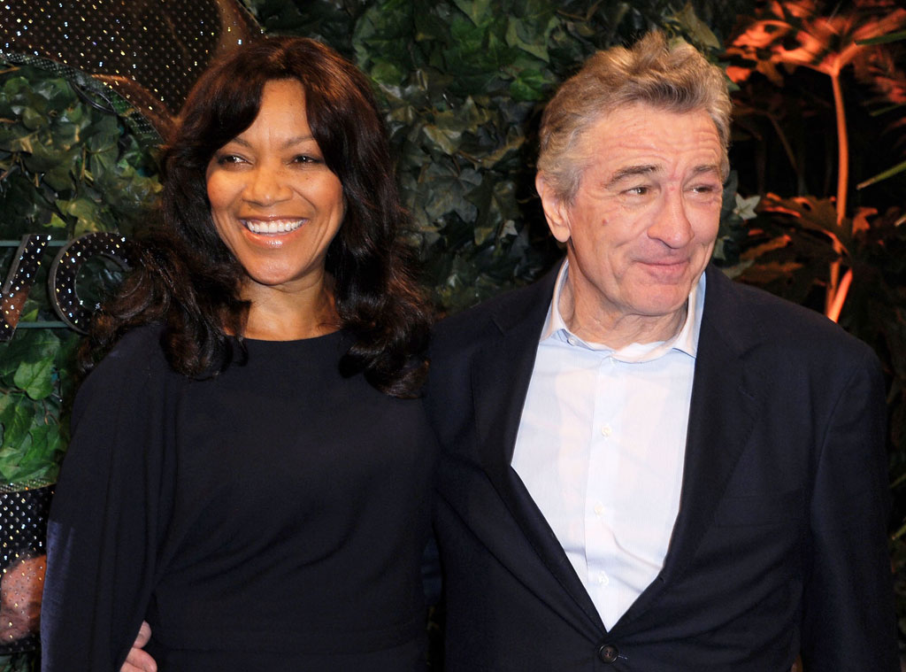 QVC Gallery, Robert De Niro, Grace Hightower