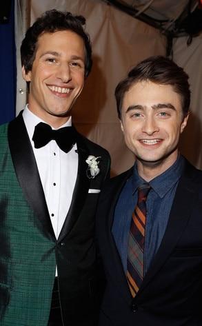 Andy Samberg, Daniel Radcliffe