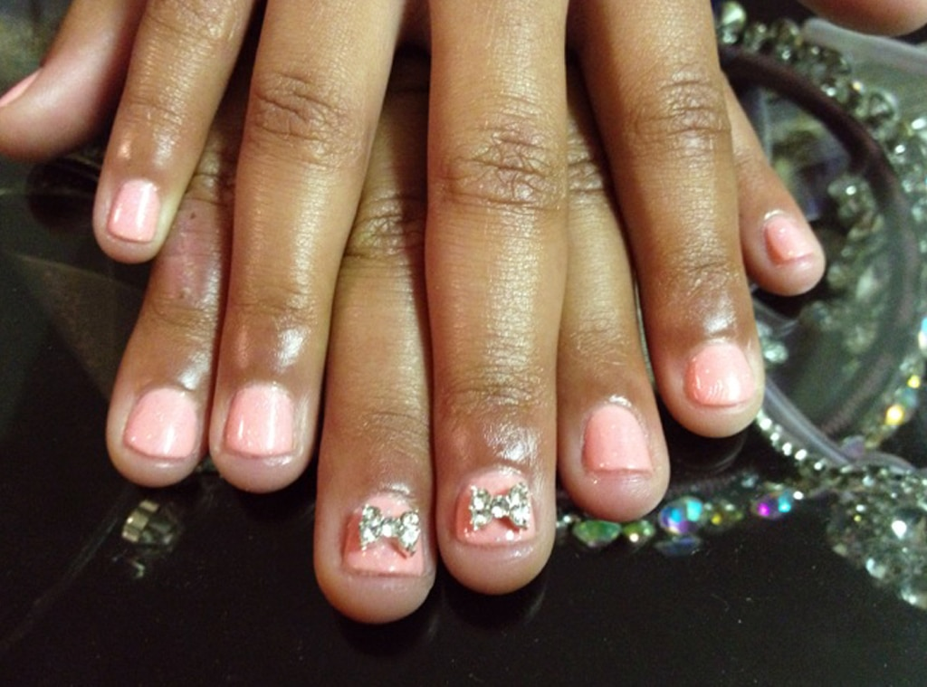 Quvenzhané Wallis, Nails