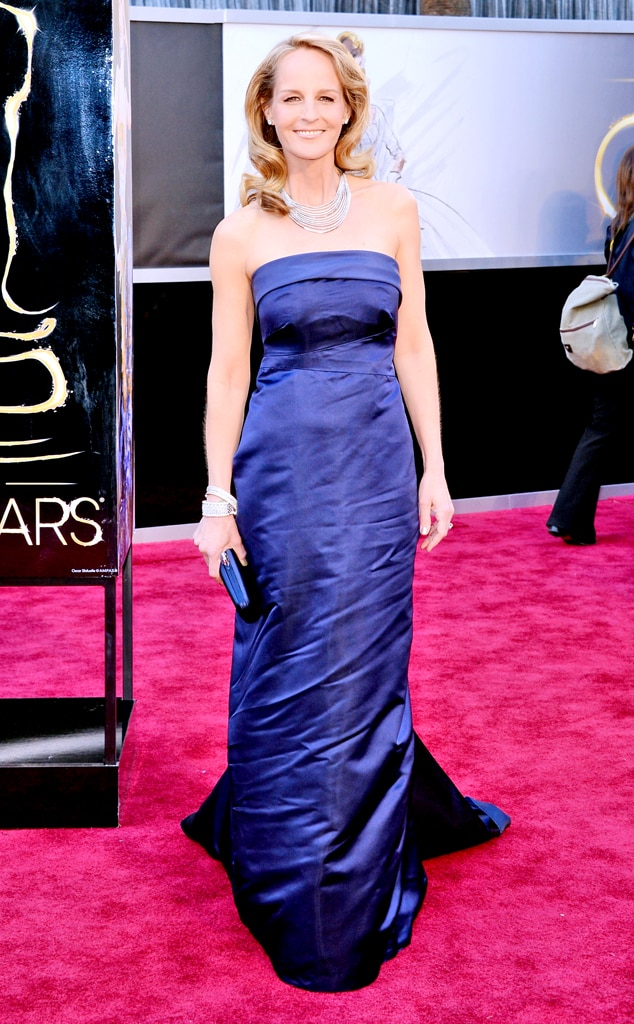 Helen Hunt, Oscars 2013