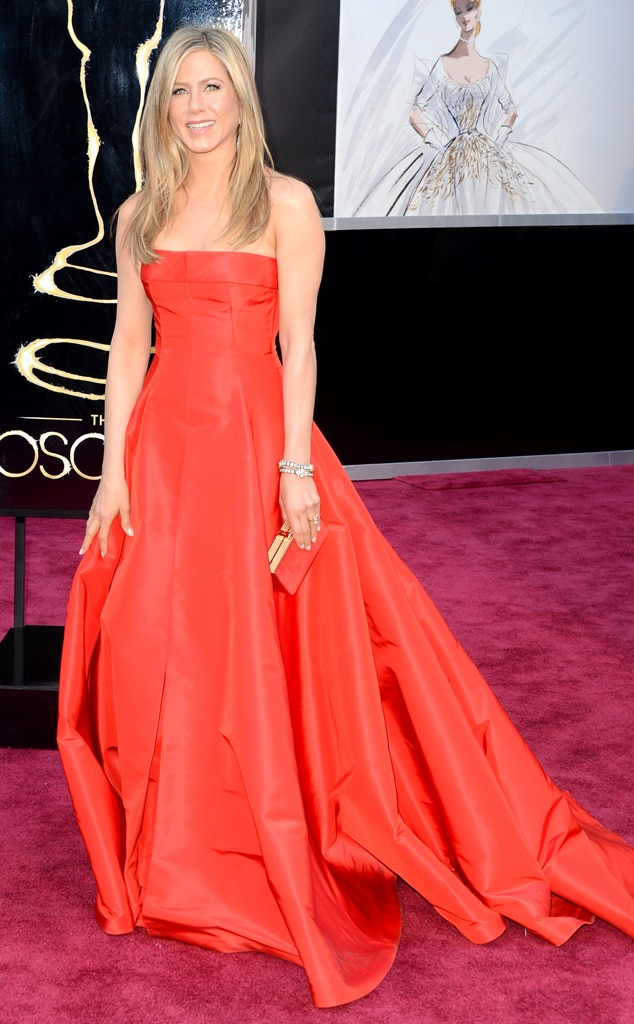 Jennifer Aniston, Oscars 2013