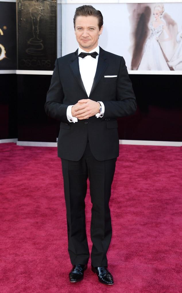 Jeremy Renner, Oscars 2013