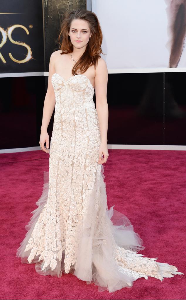 Kristen Stewart, Oscars 2013