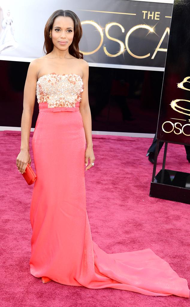 Kerry Washington, Oscars 2013