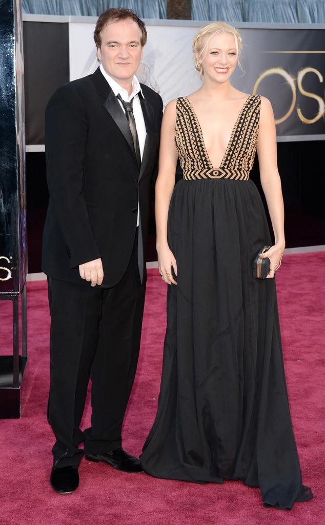 Quentin Tarantino, Lianne Spiderbaby, Oscars 2013