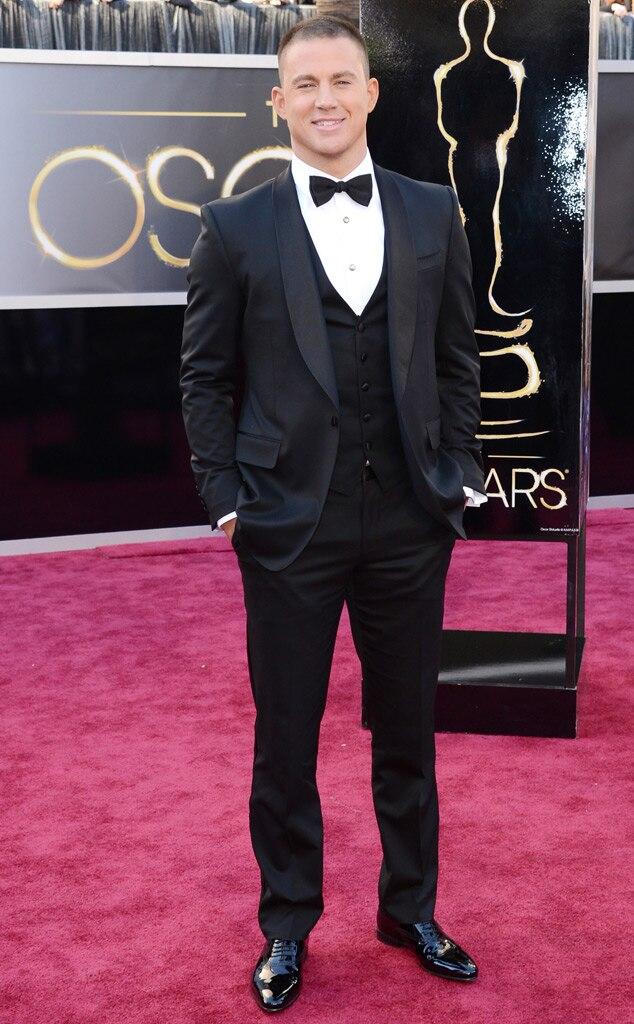 Channing Tatum, Oscars 2013