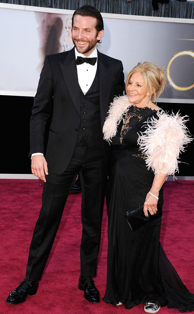 Bradley Cooper, Mother, Oscars 2013