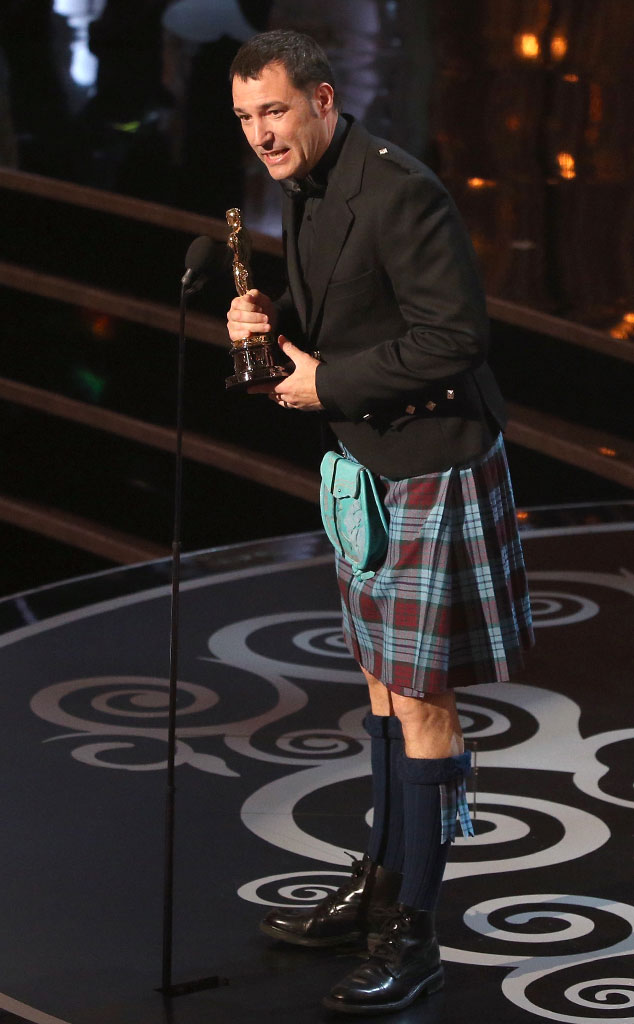 2013 Oscars Show, Mark Andrews