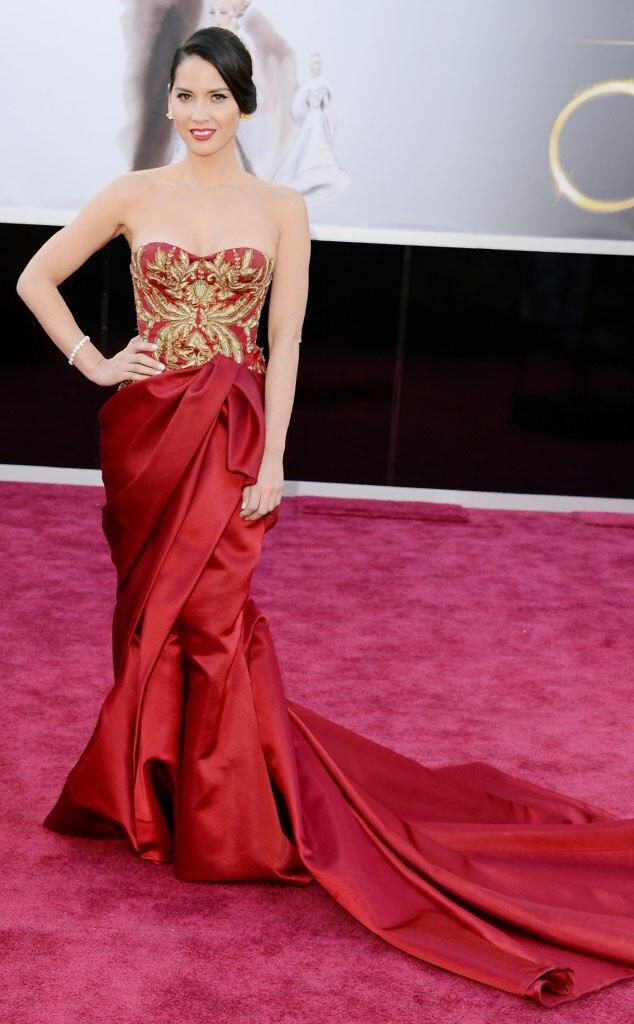 Olivia Munn, Oscars 2013