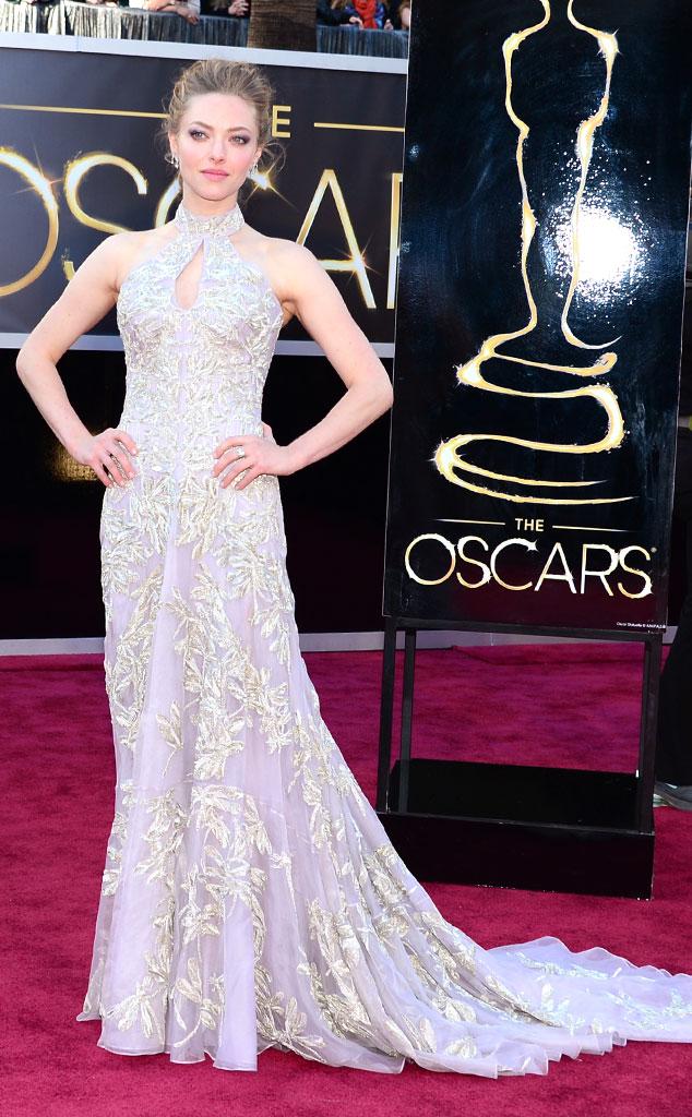 Oscars 2013, Amanda Seyfried