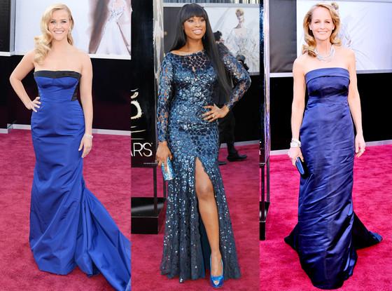 Helen Hunt, Reese Witherspoon, Jennifer Hudson, Oscars 13