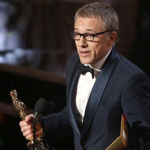 Christoph Waltz, Winner, Oscars 2013