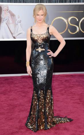 Nicole Kidman, Oscars 2013