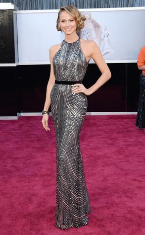 Stacy Keibler, Oscars 2013