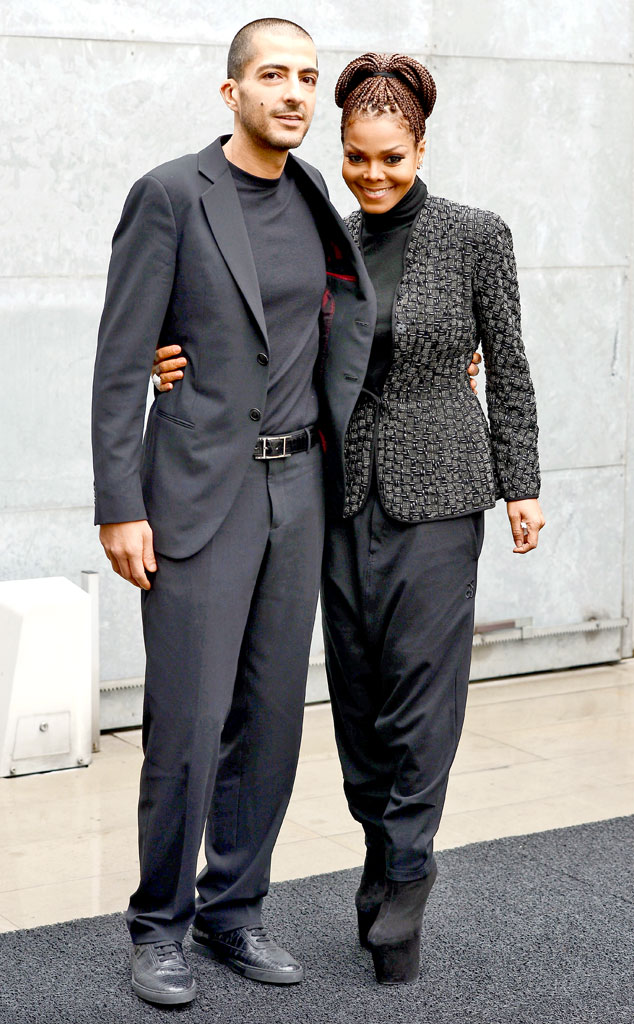 Janet Jackson and Wissam Al Mana Split: What's at Stake? | E