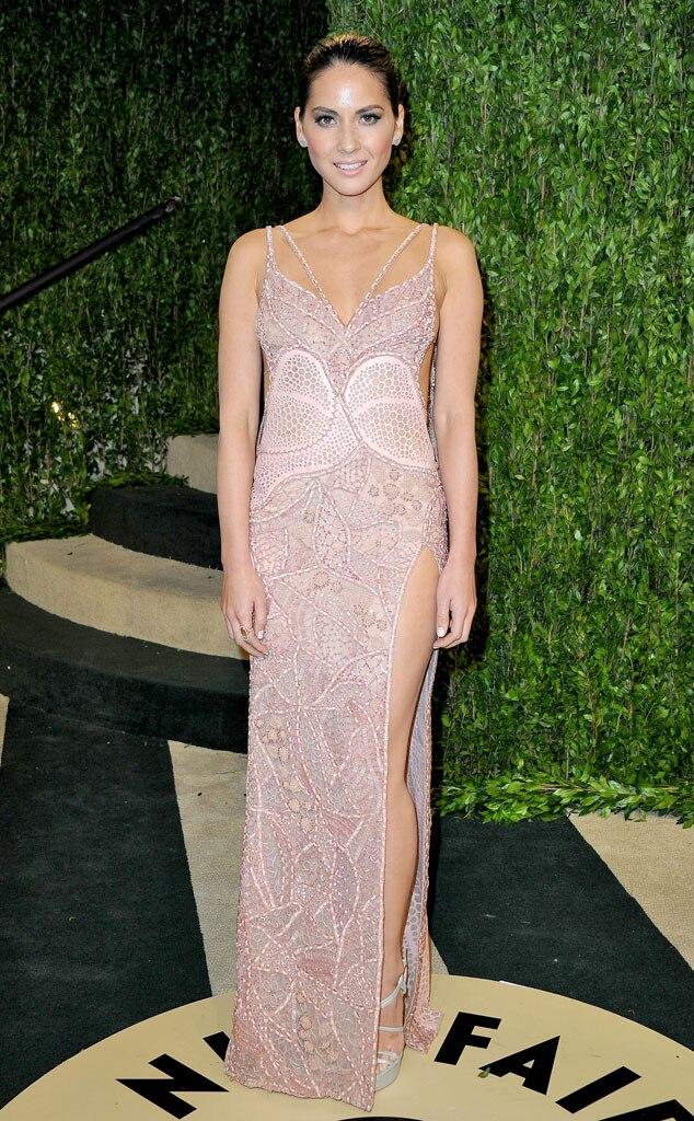 Olivia Munn, 2013 Vanity Fair Oscar Party