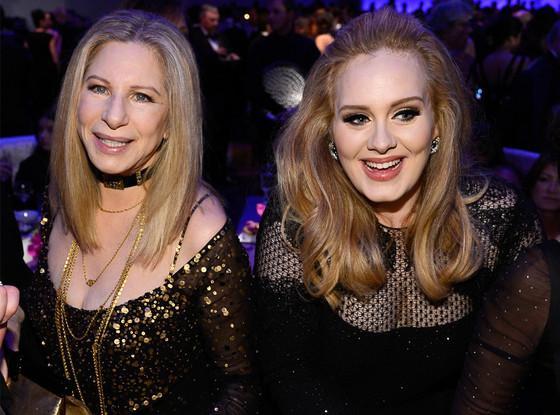 Barbra Streisand, Adele