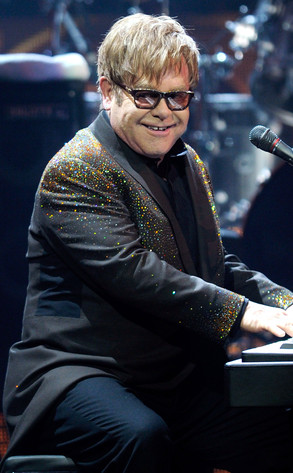 Elton John, Las Vegas, The Million Dollar Piano
