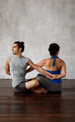 Mandy Ingber, Yoga Column