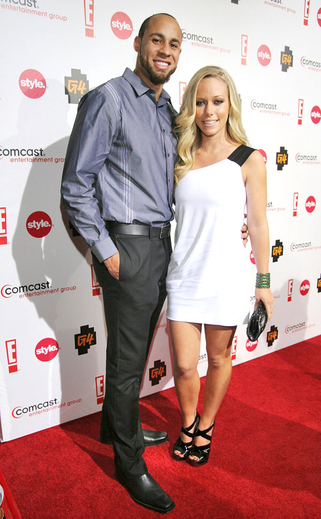 Hank Baskett, Kendra Wilkinson Baskett, Comcast TCA