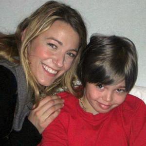 Blake Lively, Children Hospital, Facebook pic