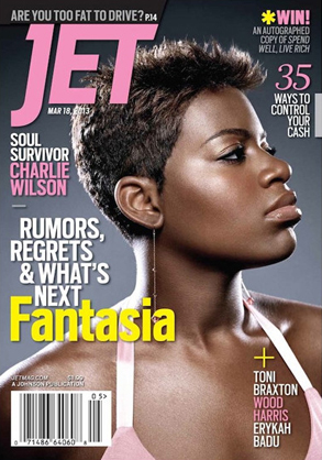 Fantasia, Jet Magazine