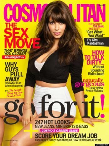 Kim Kardashian, Cosmopolitan